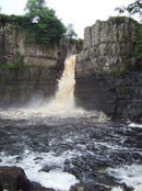 High Force-Middleton in Teesdale