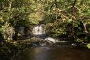 Waterfall at Hubberholme