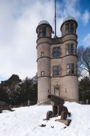 Chatsworth House Hunting Tower