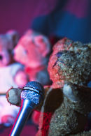 Teddy sings the blues