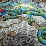 Chameleon Mosaic (in progress)