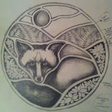 Drawing For Fox Roundel