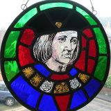 King Richard III Stained Glass Roundel