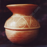 Earthenware Vessel