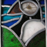 Puffin Glass detail