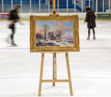 Dutch Painting on ice