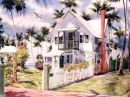 The Carriage House /-Limited Edition of 1000 (11.75x15.25) $36.00/