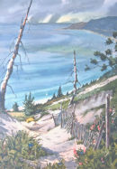 Empire Bluff / Limited Edition of 175 (11 x 15) $56.60/