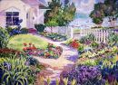 Gardenview /-Limited Edition of 95 (21x29) $375.00/
