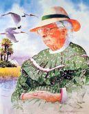 Marjory Stoneman Douglas /-Limited Edition of 1000 (11.75x15.25) $36.00/