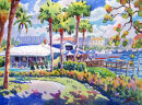 The Charter Yacht Club / Limited Edition of 95 ( 11 x 15) $65.00 /
