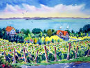 Willow Vineyard /-Limited Edition of 95 (11x15) $65.00/