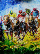 The Final Furlong  - Horse Racing