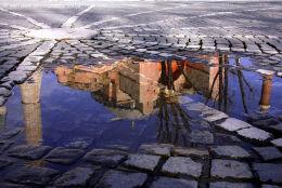 Istanbul Reflection