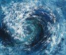 Textured Wave. (SOLD)
