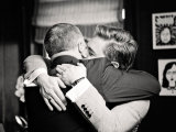 Groom and Groom after tying the knot!