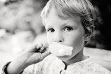 child lollipop