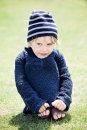 Child crouching