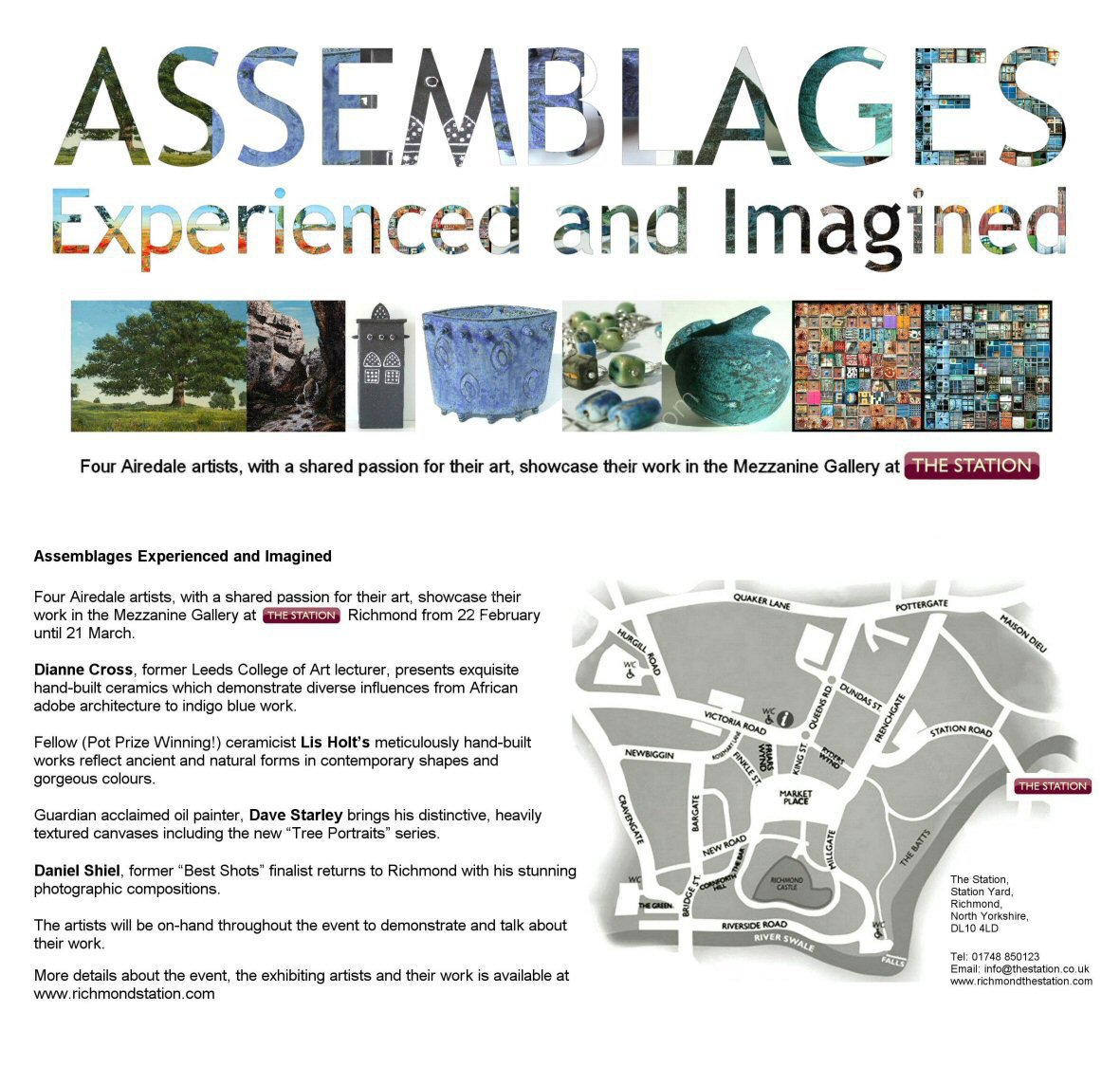 Assemblages: Experienced & Imagined