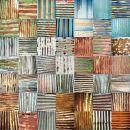 Corrugated Iron Collage 1