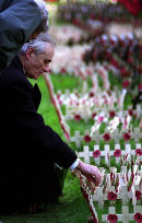 Field of Remembrance, Westminster Abbey