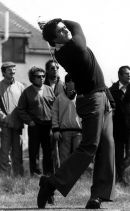 Seve Ballesteros at Royal St George's