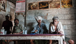 Toddy shop, Kerala Backwaters