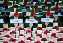 Field of Remembrance, 2009