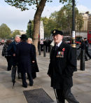 Armistice Day, Whitehall, 11 November 2009