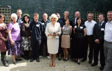 Duchess of Cornwall visit to Sheffield