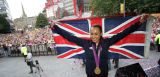 Jessica Ennis homecoming to Sheffield