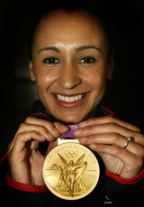 Jessica Ennis & Olympic Gold