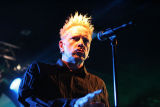 John Lydon of PIL at The Corporation in Sheffield