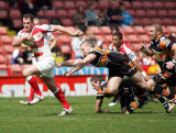 Sheffield Eagles v Hunslet Hawks