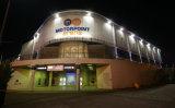 Sheffield Arena at Night