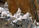 Cairns in Crete