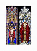 Card: Crucifixion & Ascension