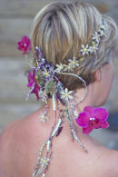 jewelled headdress
