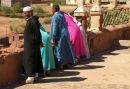 Men, Morocco