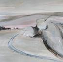 Chalk bird