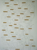 'Monument' - Key Drawing, Northern Gallery of Contemporary