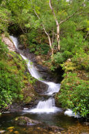 Kylemore Waterfall