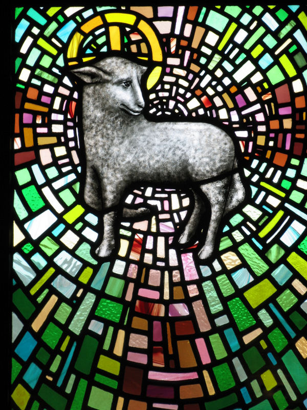 Billedresultat for jesus lamb of god