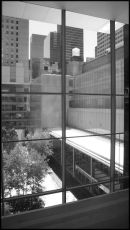 Window - looking out from MOMA