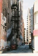 Down the Back Alley
