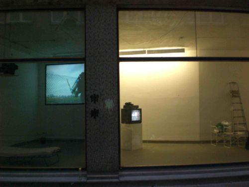into position, Vienna, 2007