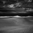 White Sands at dusk 2